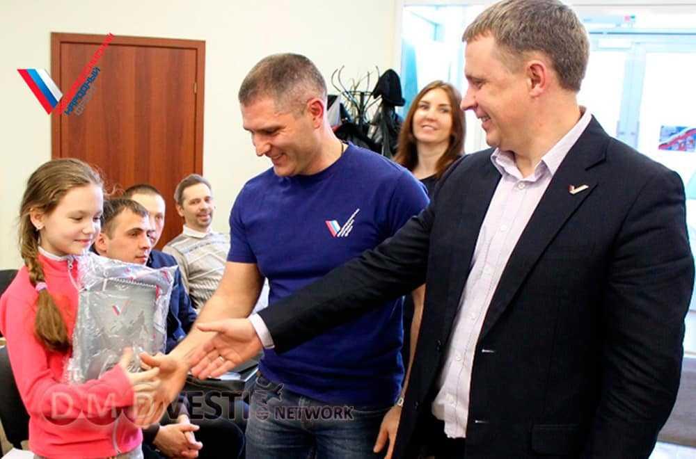В регионах наградили победителей конкурса плакатов ОНФ День выборов