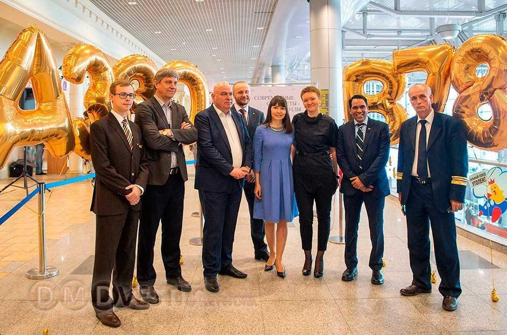 Аэропорт Домодедово приглашает на выставку Современные самолеты-легенды