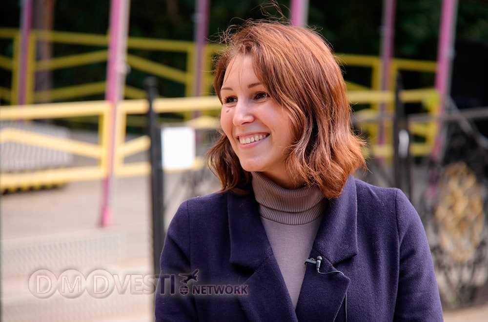 директор Парк Ёлочки Екатерина Богданова