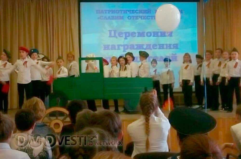 В Домодедово завершился муниципальный марафон Славим Отечество