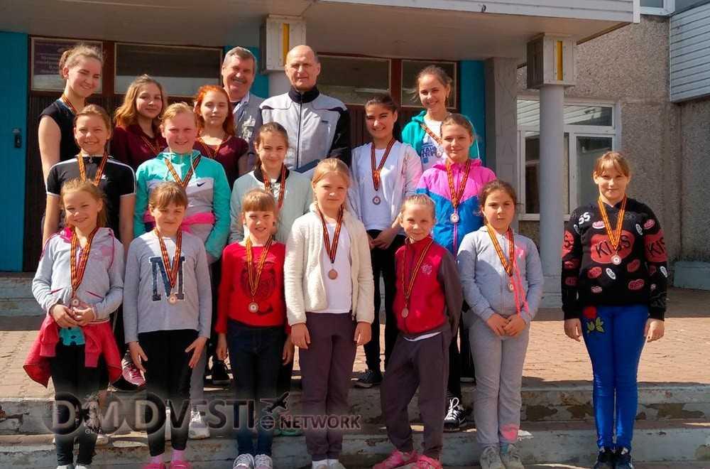 В Ильинской школе Домодедово провели День защиты детей-2018