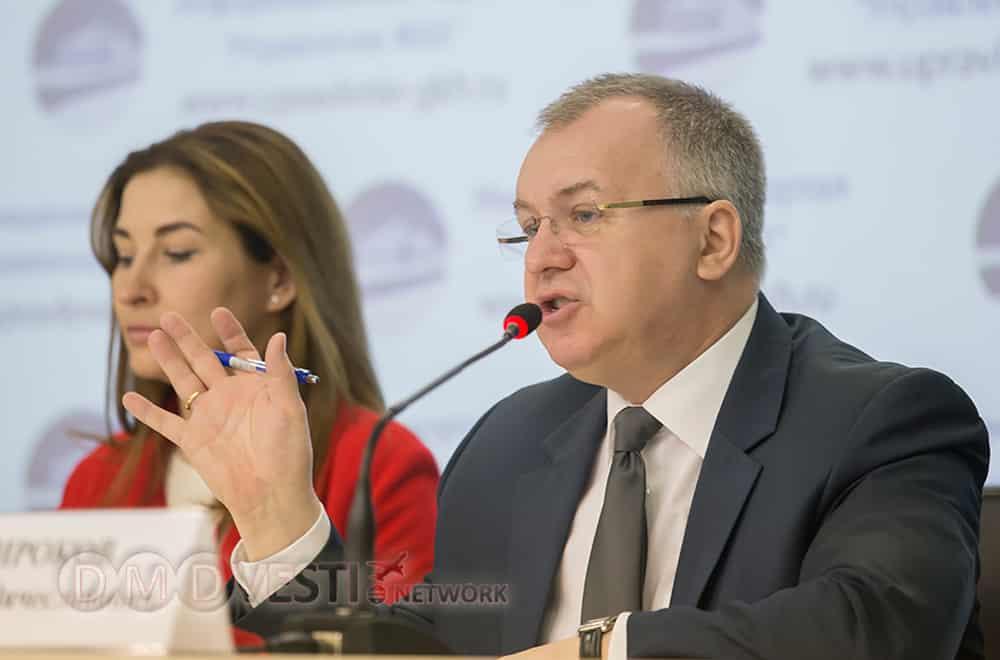 В Москве проходит форум Система управления жилищным фондом России