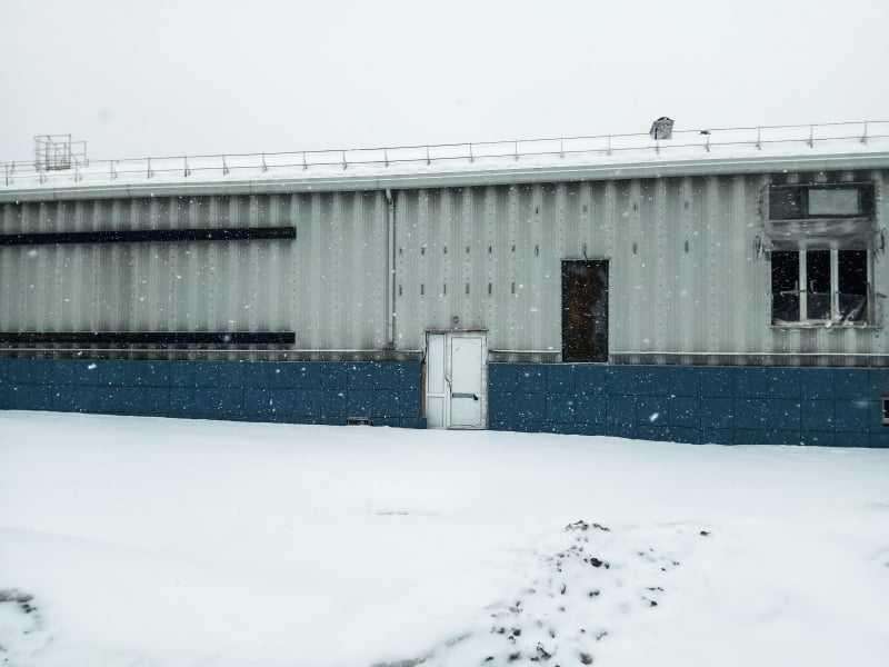 Активисты ОНФ обнаружили недостроенный спорткомплекс в Химках стоимостью 350 млн рублей