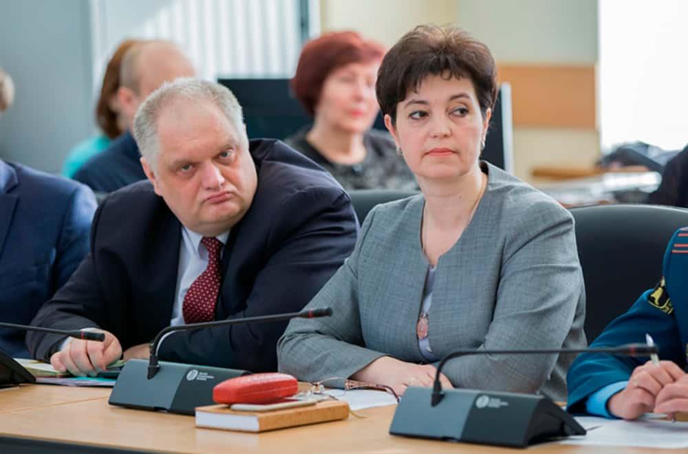 кадровые перестановки в администрации домодедово