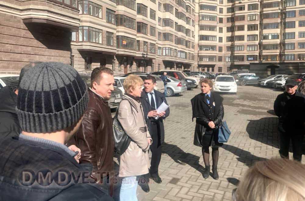 ОНФ выявил в Подмосковье острые системные проблемы в сфере ЖКХ