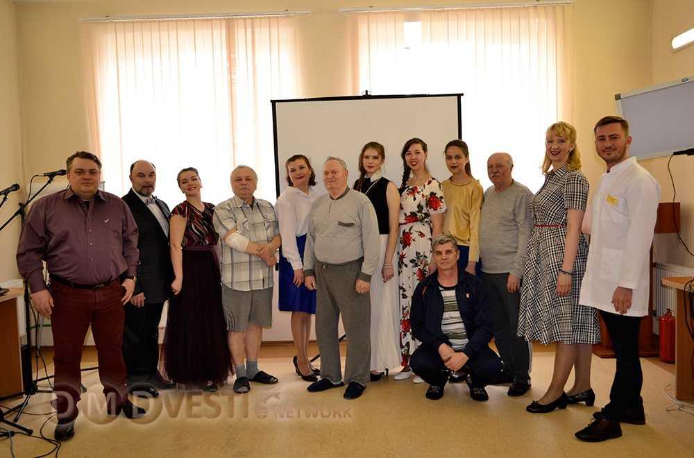 Проект ОНФ связь поколений акция ОНФ #ПодариТалант в Домодедово