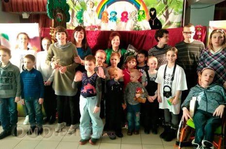 """Театр кукол """"Менестрель"""" из Домодедово"""