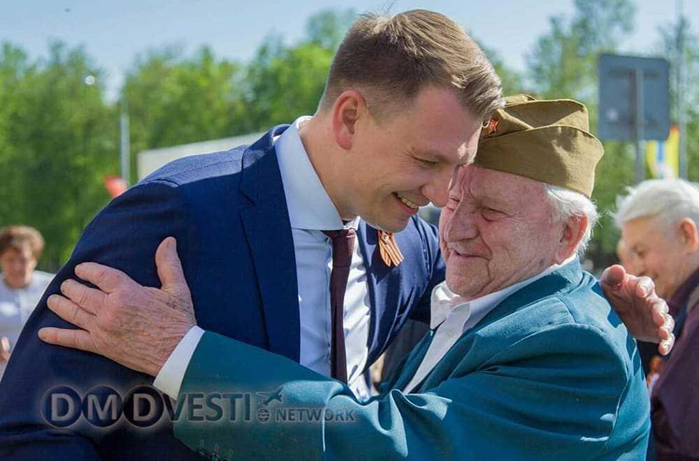 Александр Двойных Пусть всегда в наших сердцах живёт радость Победы