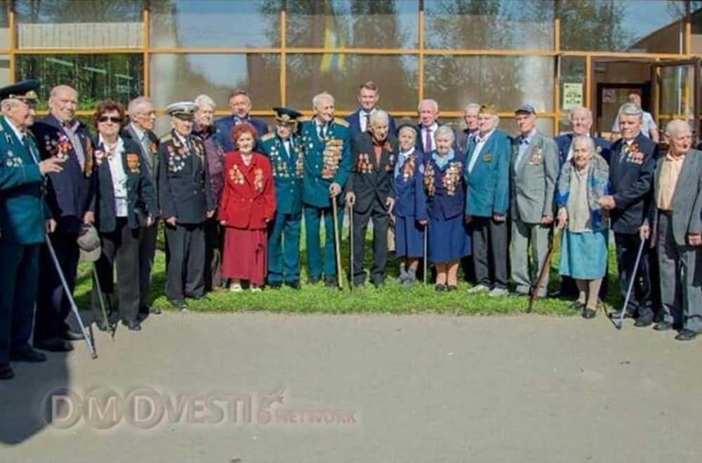 Cовет ветеранов г.о. Домодедово: Этот день мы приближали как могли