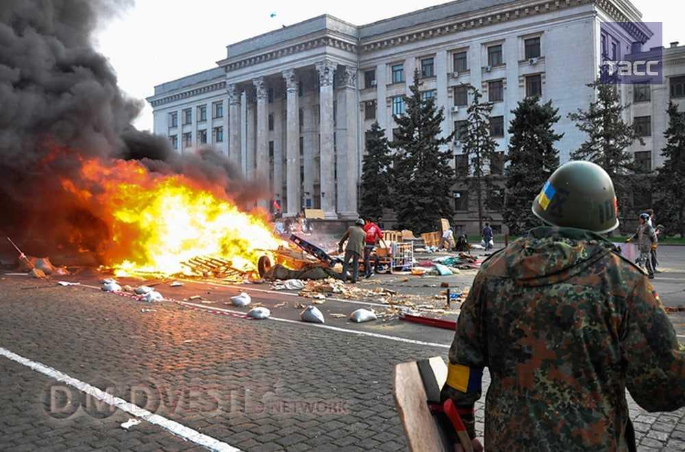 Памяти погибших в Доме профсоюзов | Одесса 2 мая 2014 года