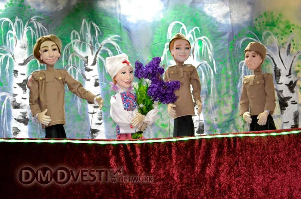 Артисты из Домодедово присоединились к акции ОНФ ПодариТалант