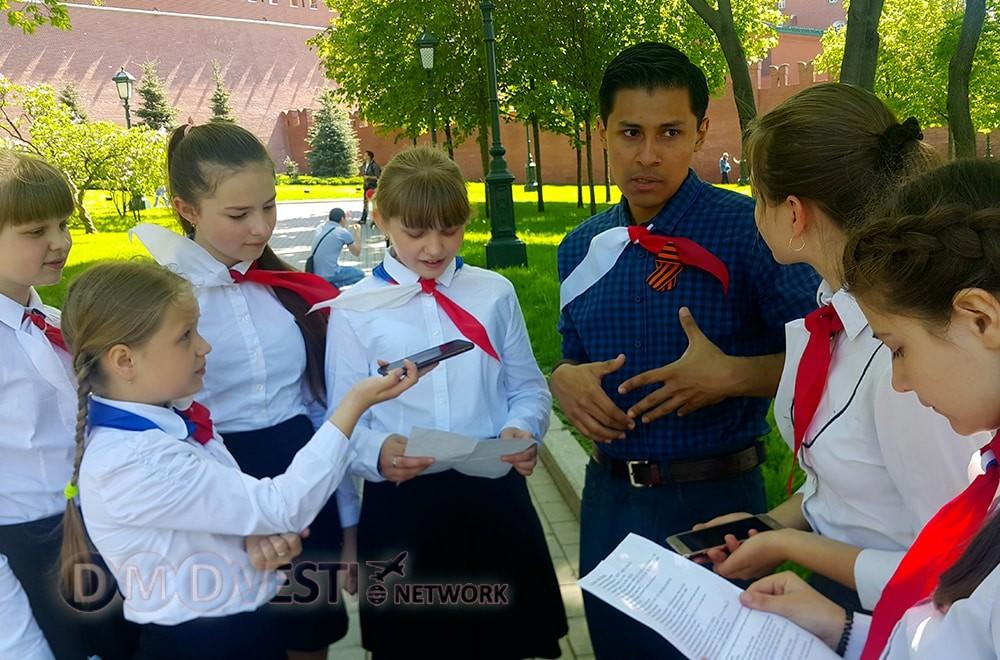 Домодедовская ИЛЬИНКА-LIFE: Россия и Эквадор стали чуть ближе