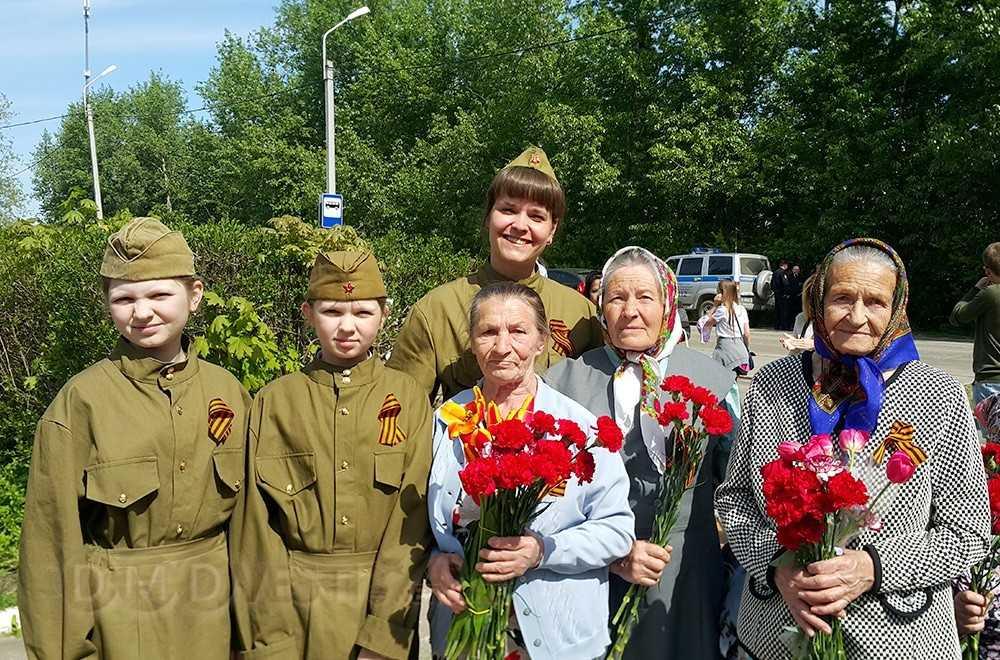 Во имя жизни на земле - Митинг памяти в домодедовском селе Ильинское
