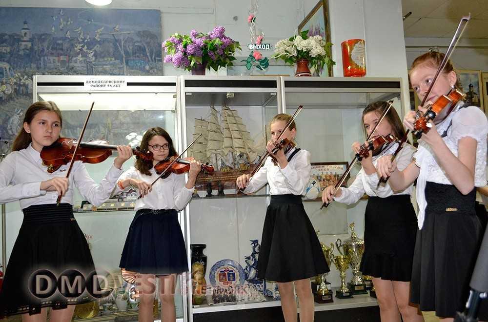 Домодедовский музей присоединился к всероссийской акции Ночь музеев