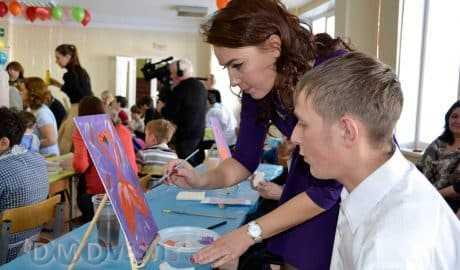 Мастер-класс для детей с ОВЗ пройдет в день защиты детей в Домодедово