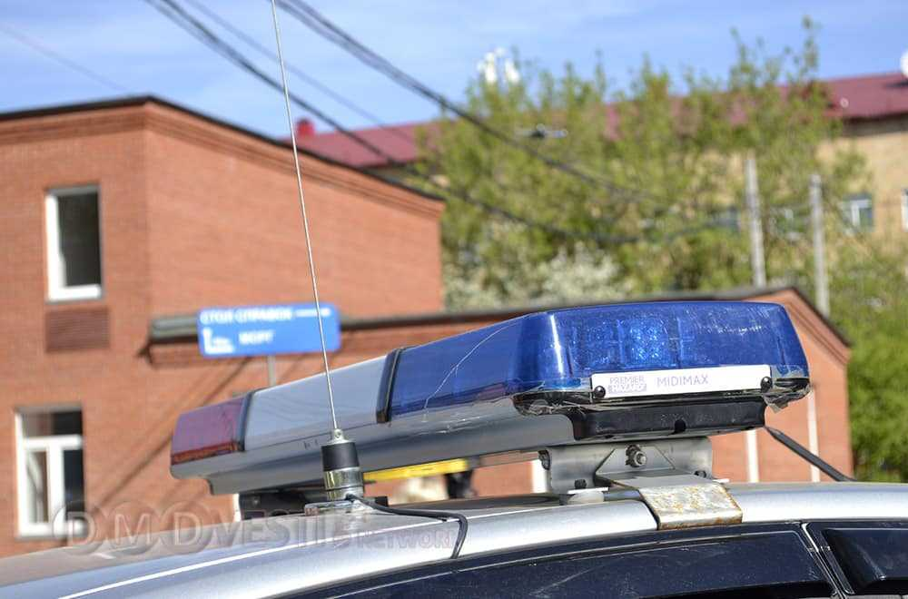 Москвича задержали в Домодедово за вождение в нетрезвом виде