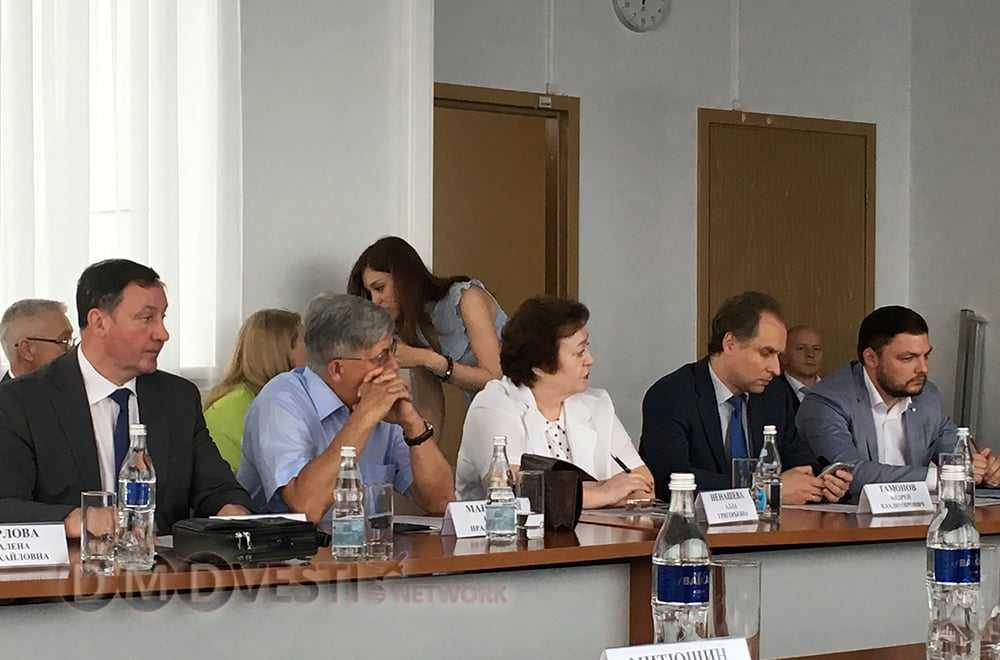 В доме правительства Московской области обсудили развитие системы утилизации мусора в Подмосковье