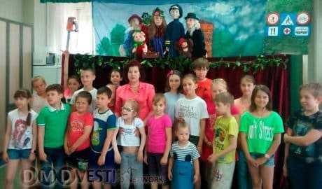 Домодедовский театр кукол «Менестрель» продолжает акцию ОНФ #ПодариТалант, Новости Домодедово, Домодедовское информагентство
