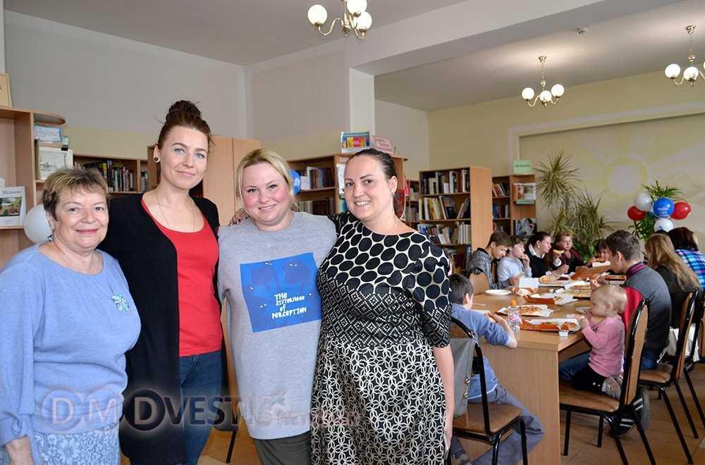 В Домодедово провели творческий праздник «Рисуем про семью»