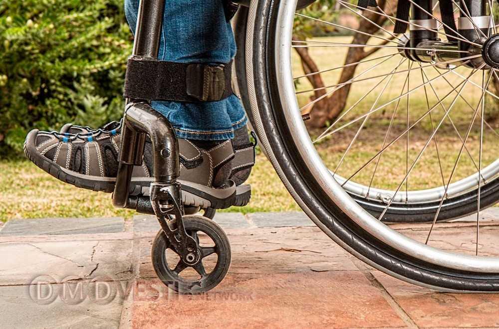 В соцзащите продолжают прием заявлений от жителей Домодедово на обеспечение инвалидов техcредствами реабилитации