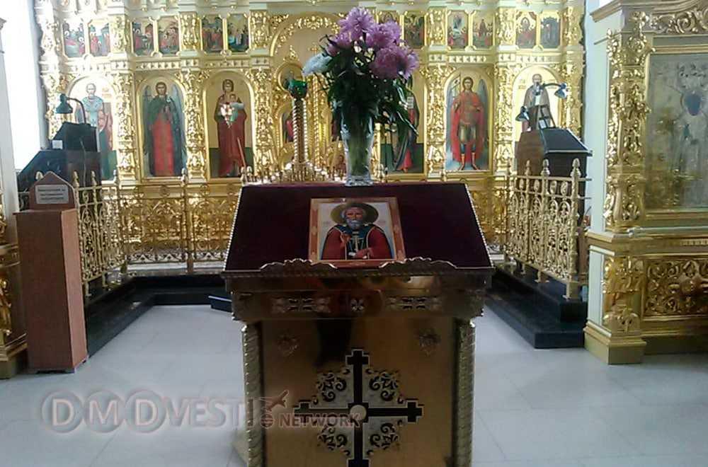 Юнкор медиацентра «Ильинка-LIFE» из Домодедово посетила святыни Рязани