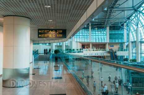 С аэропорта Домодедово взыскали в бюджет городского округа 834 млн рублей