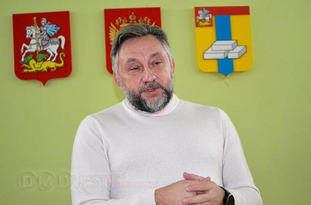 Олег Жолобов домодедово дмдвести домодедовское информагентство