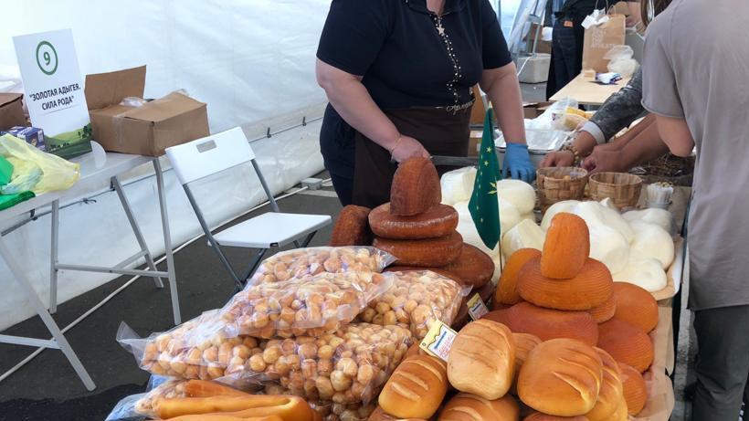 Фермерская ярмарка на фестивале «Сельское подворье» в Мытищах 15 сентября 2018