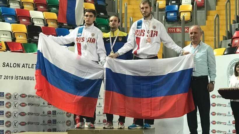 Легкоатлет из Подмосковья завоевал две серебряные медали на чемпионате Европы