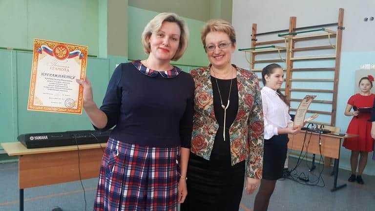 Яркий весенний праздник в Ильинской школе