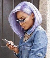 - Когда и как можно красить нарощенные волосы?