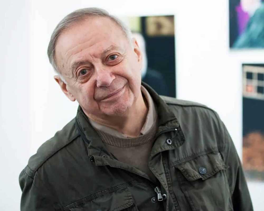 Михаил Гутерман открывает Мастерскую театральной фотографии