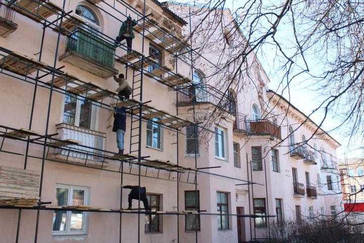 Московская область вошла в тройку регионов-лидеров по реализации программы капитального ремонта МКД в 2018 году
