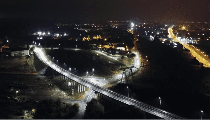 На портале «Добродел» жители отметили свыше 330 участков дорог нуждающихся в освещении