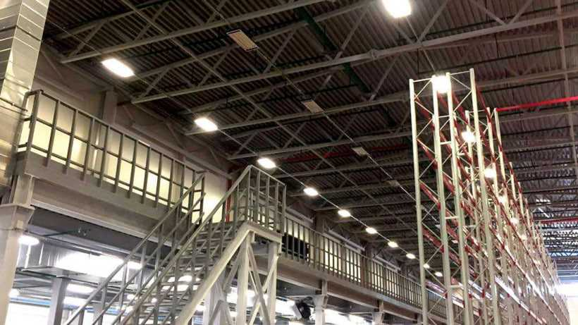 Производственно-торговый комплекс в Мытищах