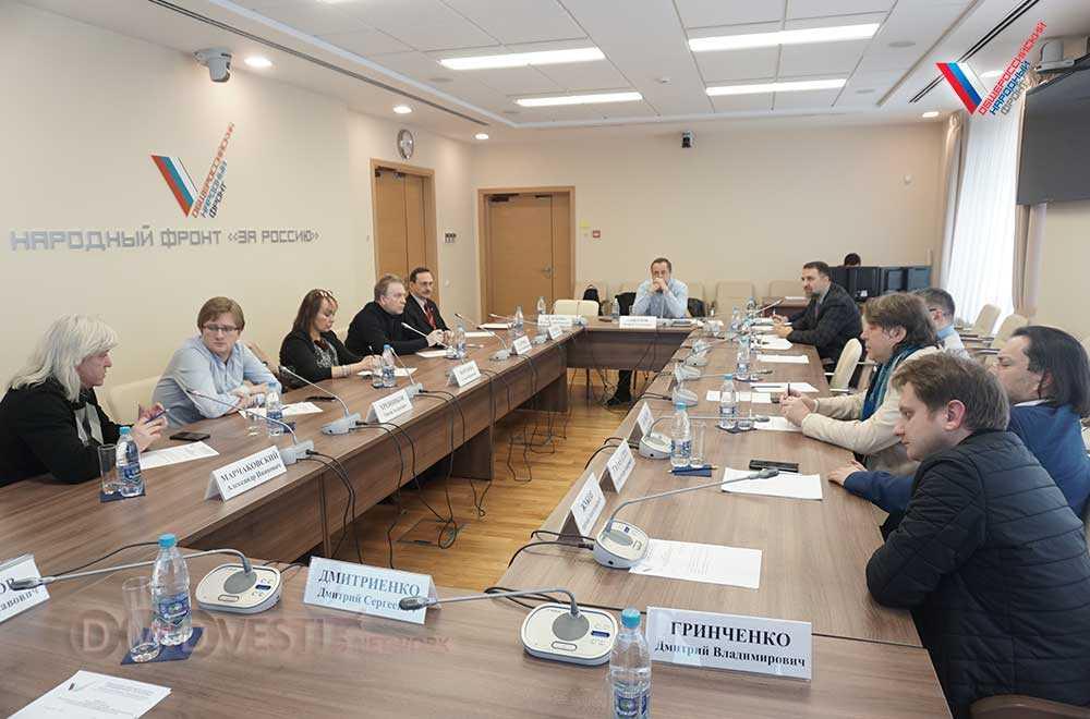 ОНФ проведет в Подмосковье серию культурно-просветительских встреч студентов и композиторов