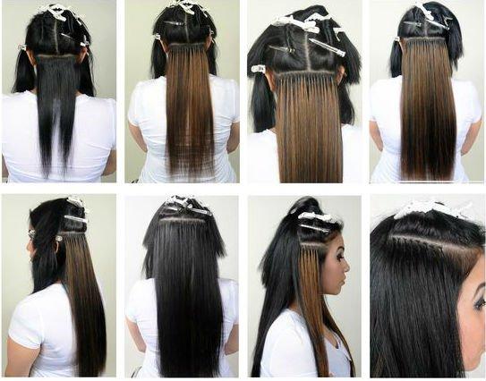 - Почему так популярно капсульное наращивание волос?