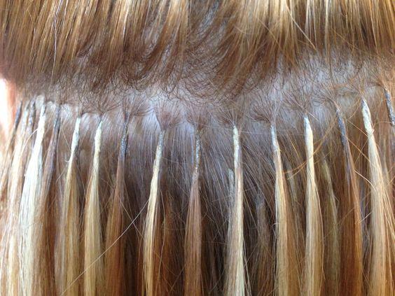 Почему так популярно капсульное наращивание волос? -