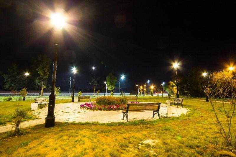 В 2019 году в Московской области планируют установить и модернизировать 18 тысяч точек наружного освещения