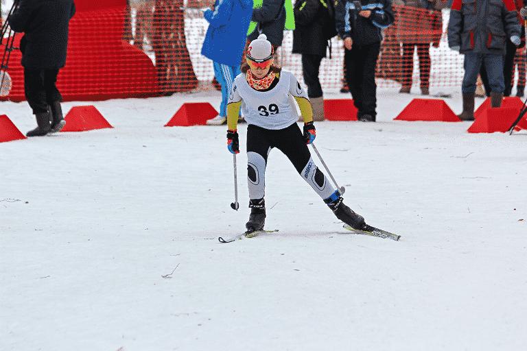 Закрытие лыжного сезона прошло в минувшие выходные в Домодедово