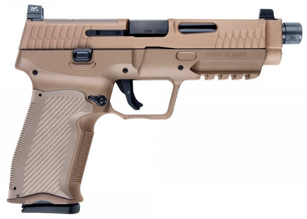NEMO Arms KM-9MM-5STB-FDE