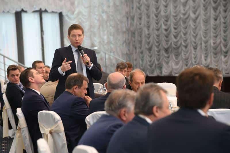 50 торгпредов России в иностранных государствах стали гостями Московской области