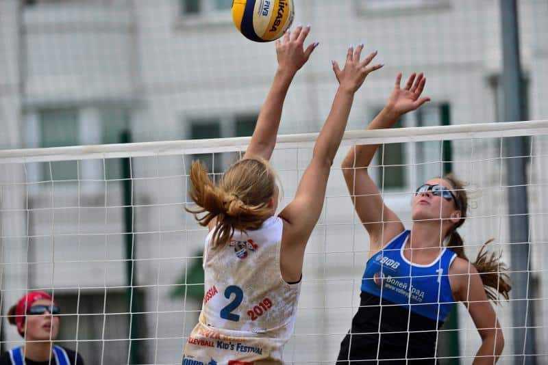 II этап первенства Московской области по пляжному волейболу