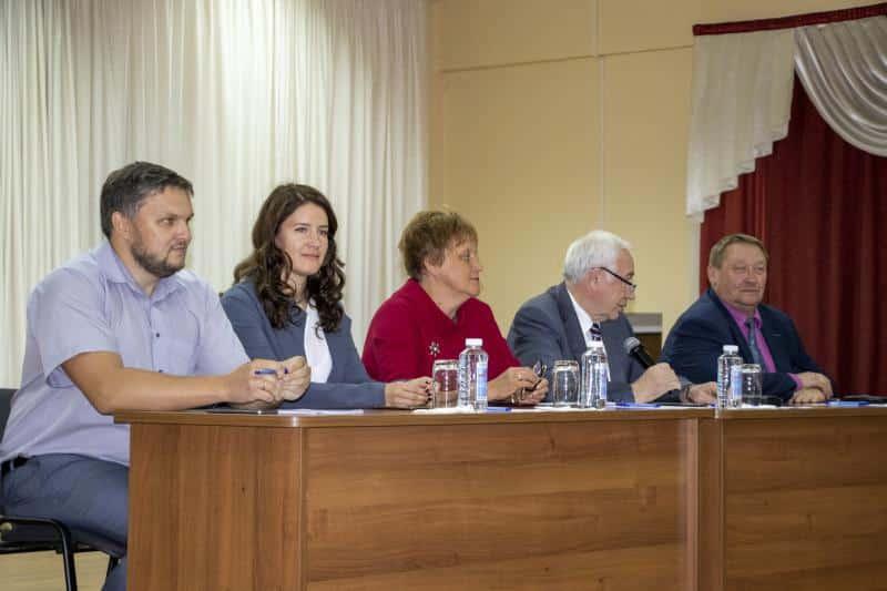 Итоги работы за 1-е полугодие 2019 года в микрорайоне Западный г. Домодедово