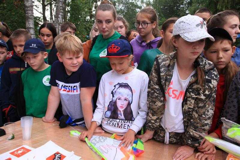 Московская область принимает детей из затопленных районов Иркутской области