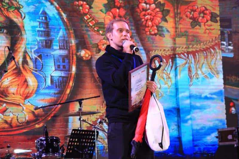 Победителей областного конкурса граффити «Культурное наследие Подмосковья» наградили на форуме «Я – гражданин Подмосковья»