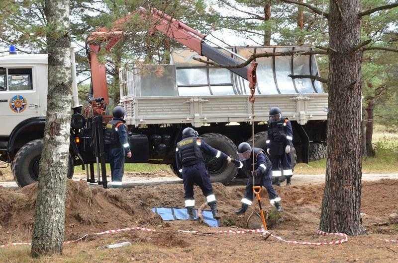 Почти 350 боеприпасов времен Великой Отечественной войны обезвредили в Московской области с начала 2019 года