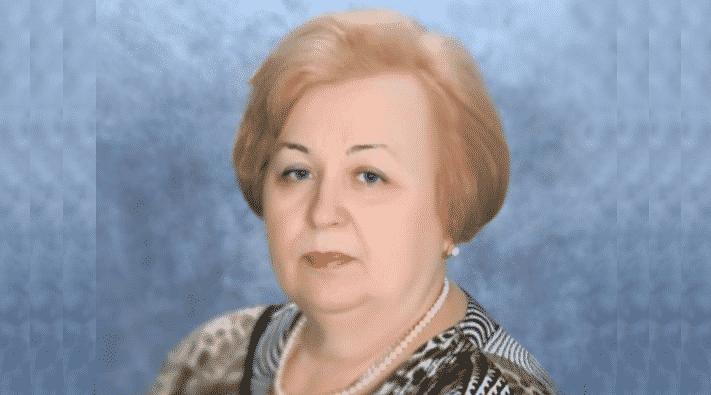 Прощание с Червоновой Любовью Николаевной