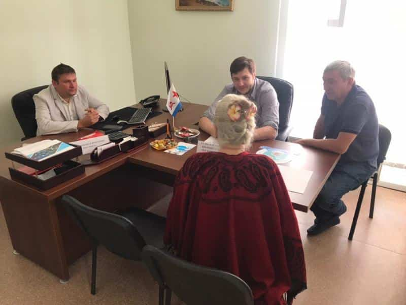 В Домодедове прошла акция «Школа ЖКХ нашего двора»
