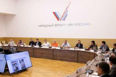 Подмосковные активисты ОНФ договорились с властями о совместном мониторинге строительства детсадов